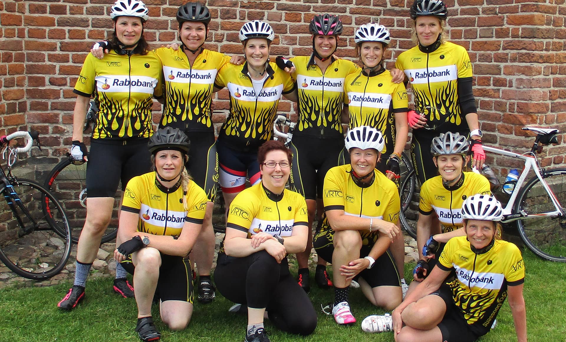 De damesgroep - VRTC de 8 Kastelenrijders